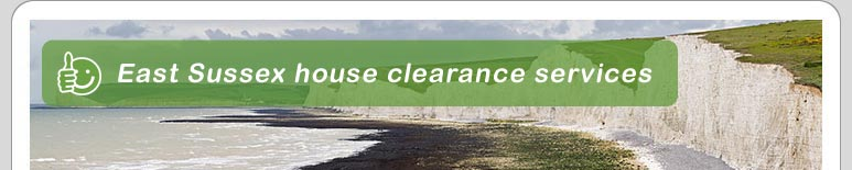 House Clearance East Sussex