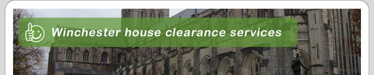 House Clearance Winchester